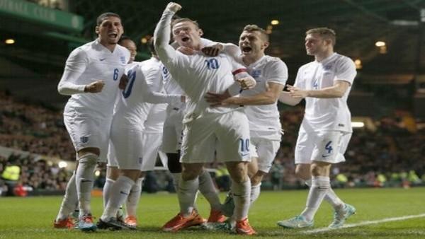 İngiltere kadrosu açıklandı