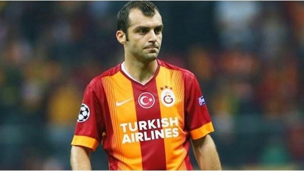 Galatasaray'a kupada Pandev yetiyor