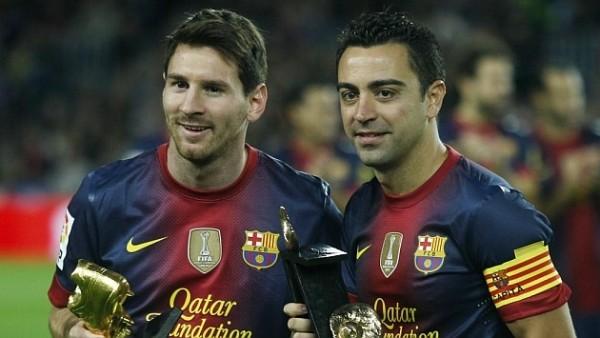Messi'den sonra bir şok da Xavi'ye