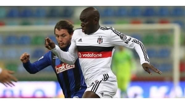 Beşiktaş'ın golcüleri Erciyes'i seviyor!