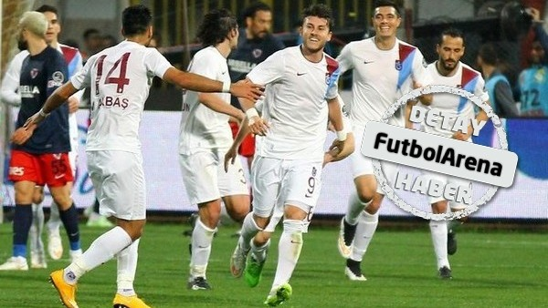 Trabzonspor 11 ay sonra ilk kez!