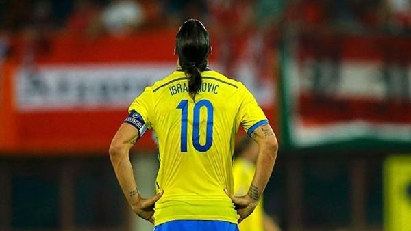 İbrahimovic attı, İsveç kazandı