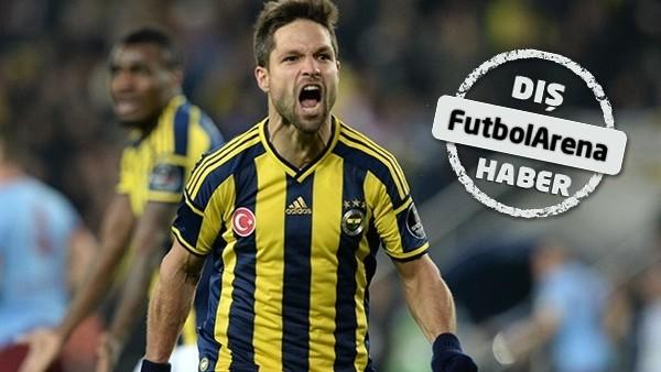 Fenerbahçeli Diego'yu Premier Lig kulüpleri transfer etmek istiyor