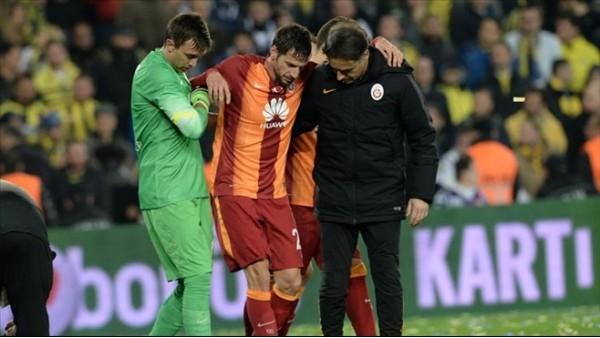Galatasaray'da Hakan Balta korkusu