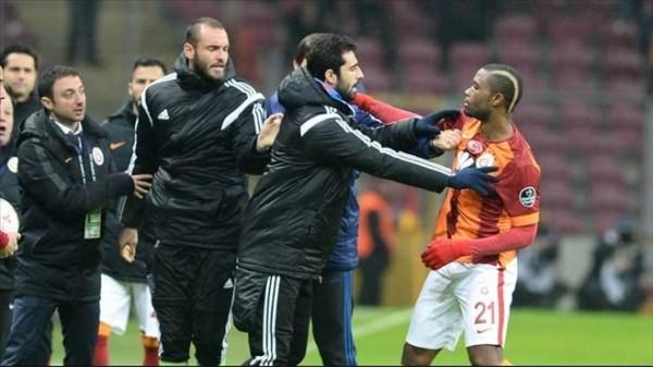 Galatasaray'da Chedjou ve Sabri telaşı