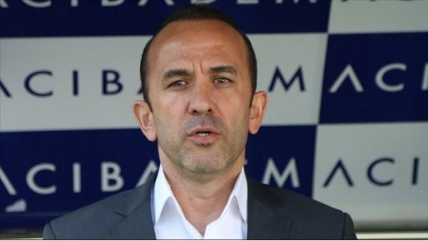 Mehmet Özdilek: 'Futbolcuların kendilerine gelmesi için istifa kararı aldım'