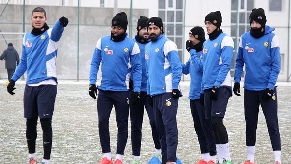 Eskişehirspor'da Mersin İdmanyurdu maçı hazırlıkları