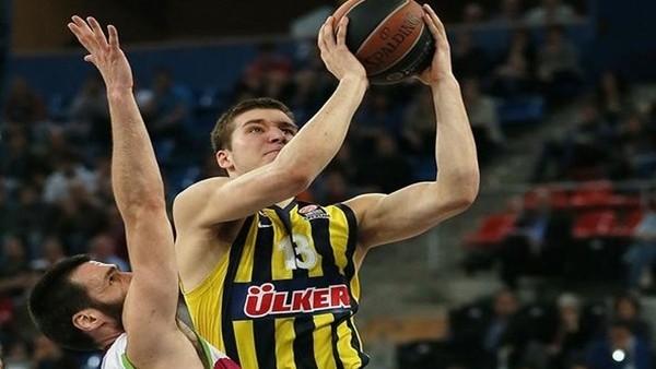 Euroleague'de Fenerbahçe rüzgarı dindi
