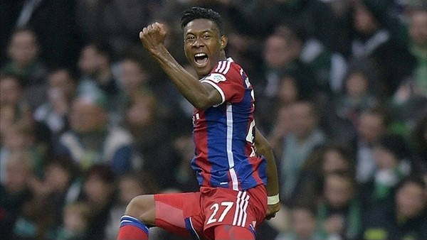 Bayern Münih'te David Alaba şoku