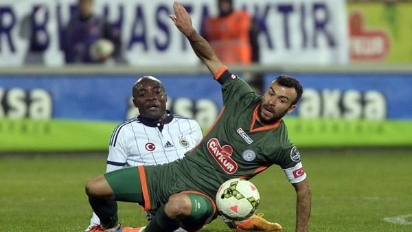 Fenerbahçe'de Webo 11'deyse sorun yok