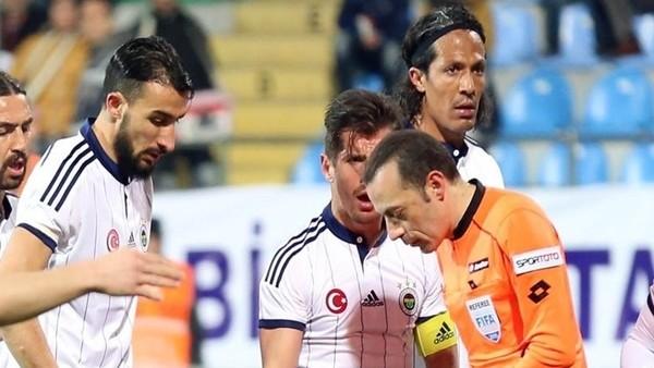 Fenerbahçe'de sakatlık gecesi