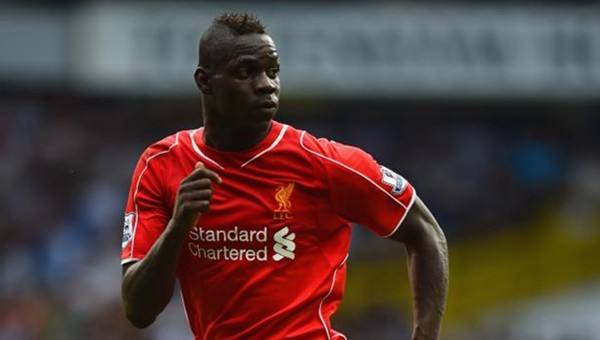 Liverpool, Balotelli'den umudu kesti