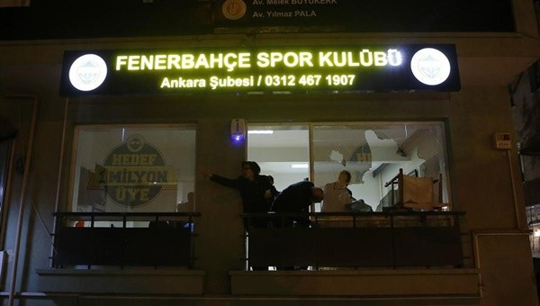 Ankara'daki Fenerbahçe saldırısında tutuklama