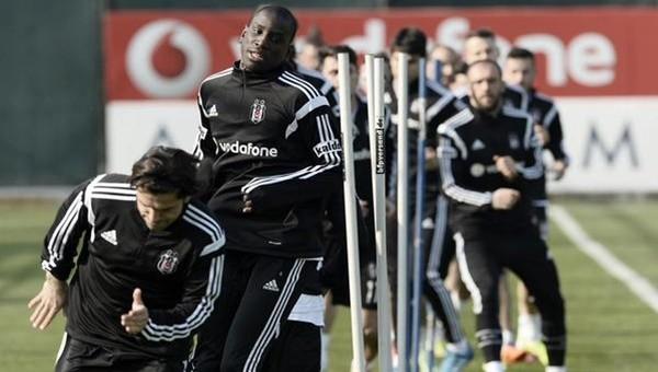 Beşiktaş'a bu kez sakatlardan müjdeli haber!