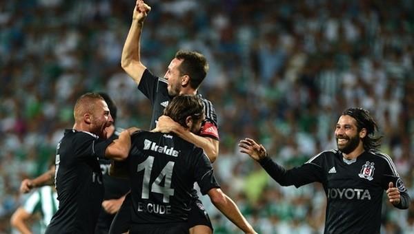 Beşiktaş'ın yıldızından ayrılık açıklaması