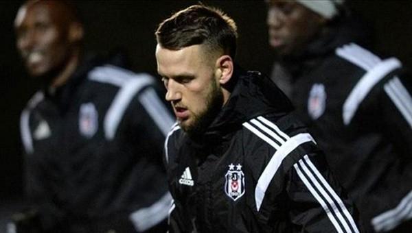 Beşiktaş'ta Milosevic takımla çalıştı