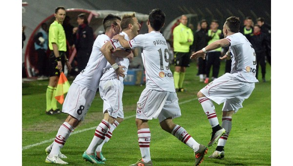Carpi tarihinde ilk kez Serie A'da
