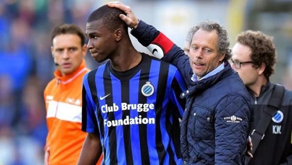Club Brugge'ün yıldızı devlerin kıskacında