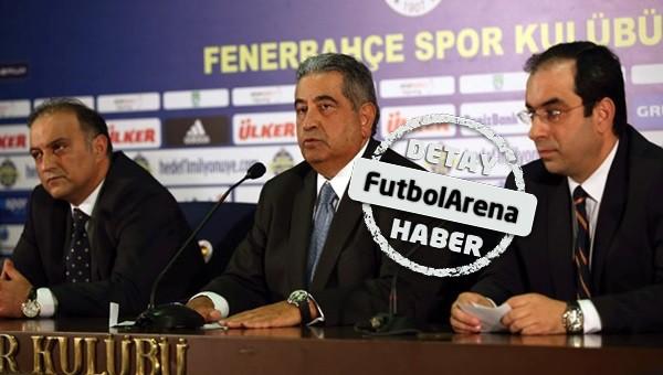 Fenerbahçe geri adım atmıyor