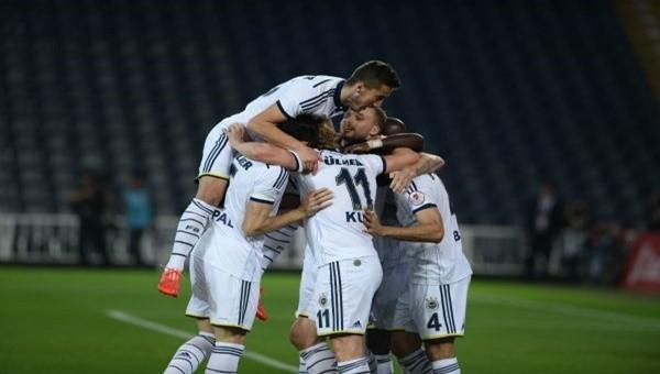 Fenerbahçe ikinci yarı çok farklı
