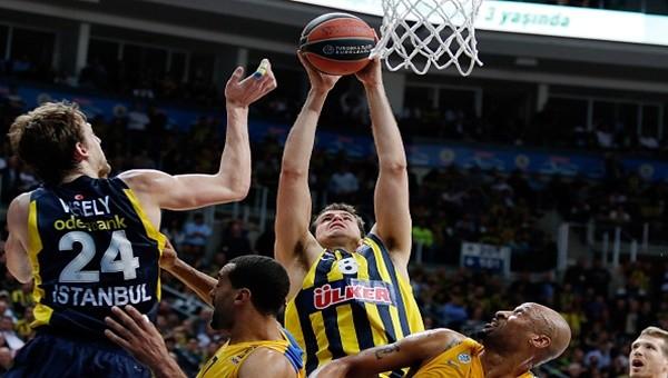 Fenerbahçe Ülker'in şovu sürüyor!