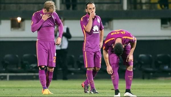 Galatasaray 1 gol daha yerse...