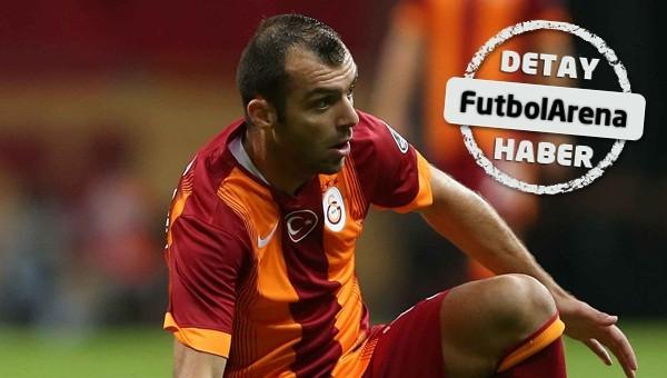 Galatasaray'ın en verimlisi Pandev