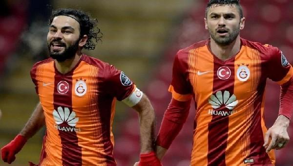 Galatasaray'ın Trabzon'da güvendiği yıldızlar