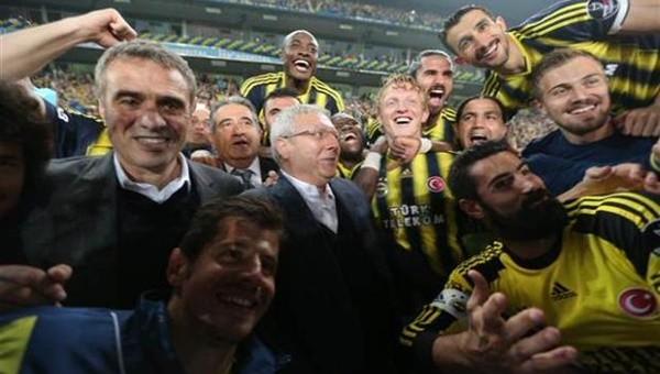Geçen sene bugün Fenerbahçe şampiyon olmuştu