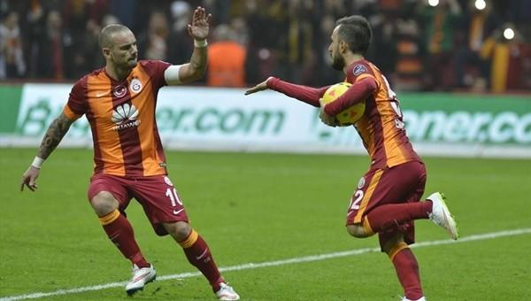 Genç oyuncu Sneijder'den rol kaptı