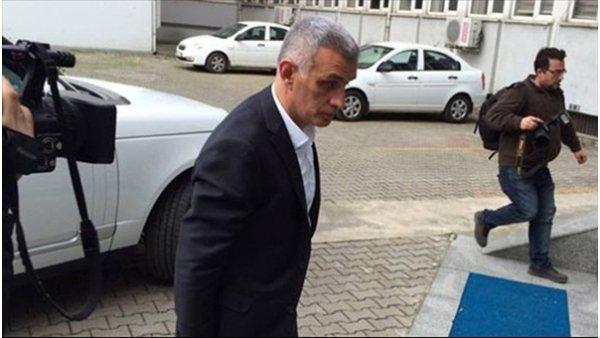 Hacıosmanoğlu, Trabzon Emniyet Müdürlüğü'nde!