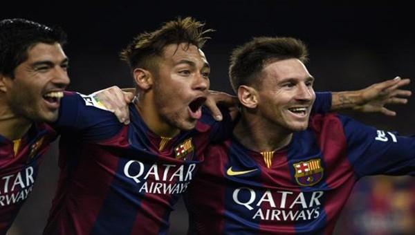 İşte Barcelona'nın 100'ler kulübü