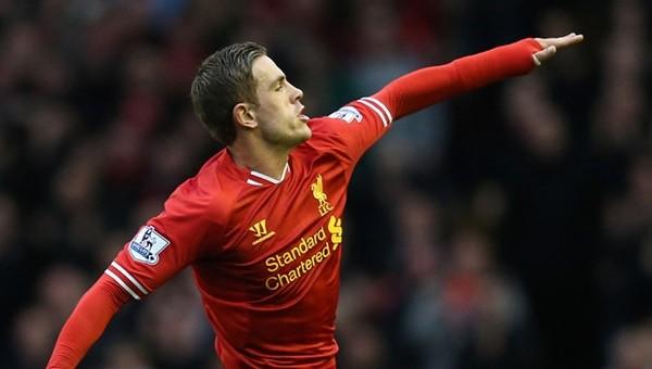Liverpool'da Henderson krizi aşıldı