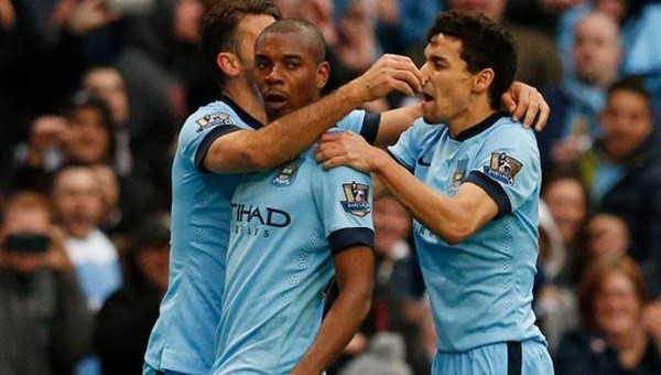 Manchester City öldü öldü dirildi