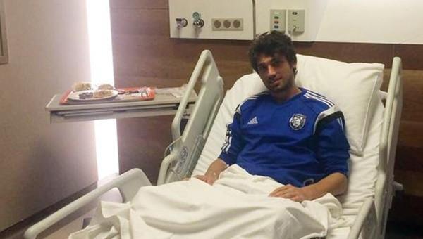 Mehmet Batdal'ın akciğerinde kanama tespit edildi