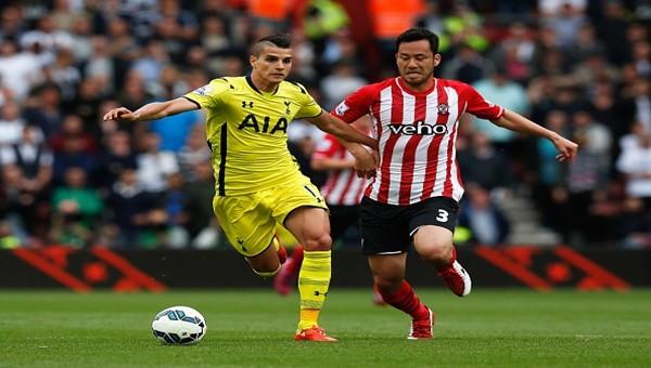 Southampton ile Tottenham yenişemedi