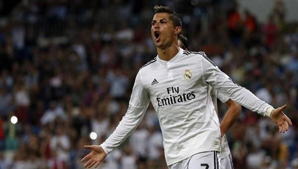 Ronaldo Şampiyonlar Ligi'nin zirvesinde