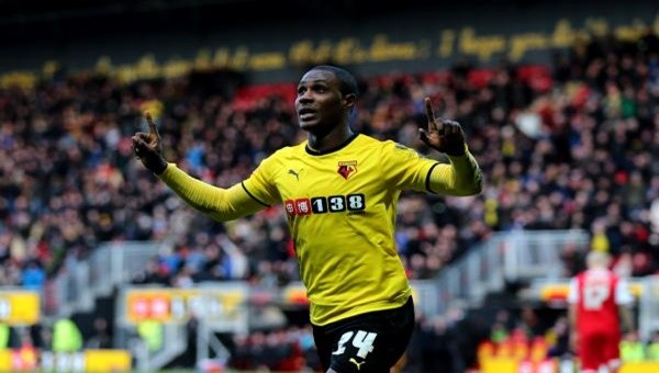 Watford, Premier Lig'e yükseldi