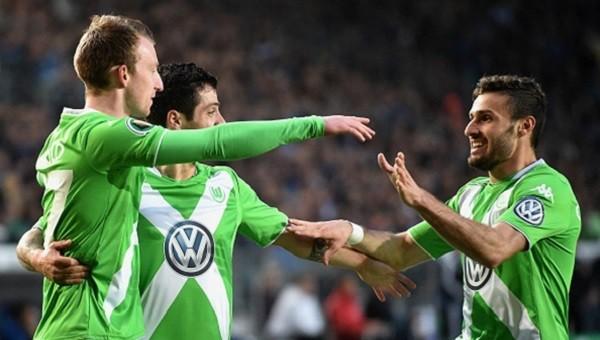 Wolfsburg 20 yıl aradan sonra finalde
