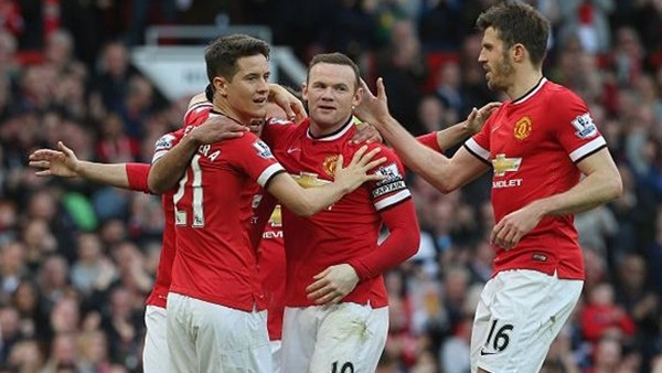 Manchester United, Aston Villa'yı 3-1 yendi