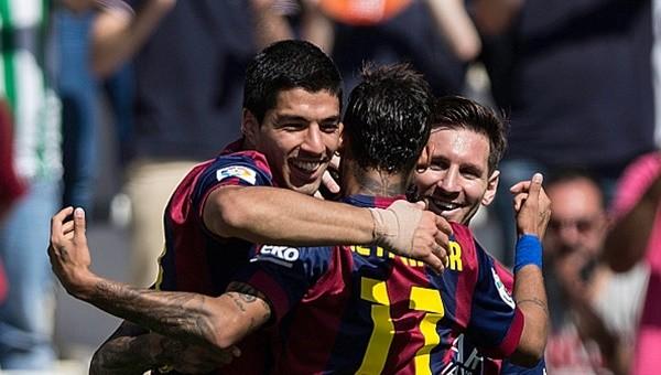 Barcelona'nın acıması yok!