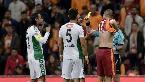 Beşiktaş'a karşı sahadalar
