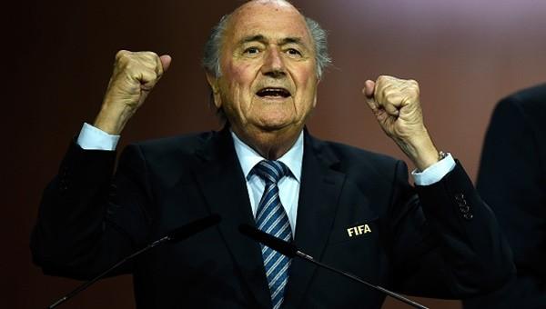 'Blatter 1 - Futbol 0'