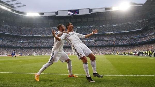 Cristiano Ronaldo rekora doymuyor