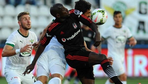 Demba Ba Beşiktaş tarihine geçti! Pascal Nouma...