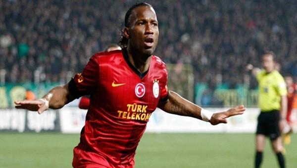 Drogba'dan Galatasaray'a mesaj