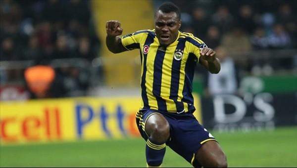 Emmanuel Emenike'yi hangi futbolcu sakatladı?