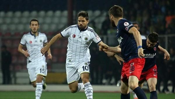 Fenerbahçe Mersin'i kendi silahıyla vurdu