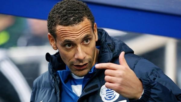 Ferdinand futbolu bıraktı