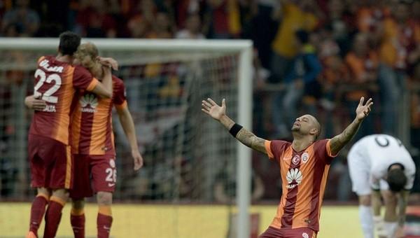 Galatasaray 7 yıl sonra ilk kez...